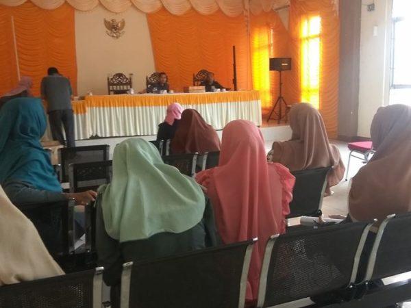 Rapat Anggota Tahun Koperasi Al-Fayyadl Pengadilan Agama Sambas Kelas IB