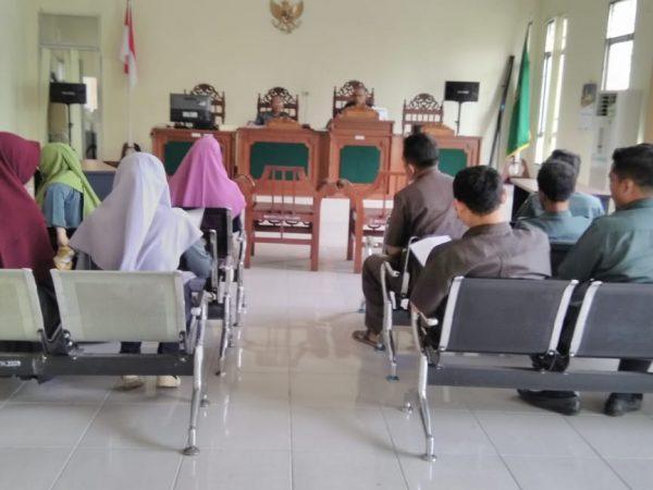 Rapat Rutin Bulanan, Ketua PA Sambas Garis Bawahi 5 Hal Penting