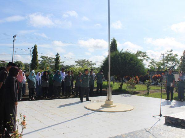 PA Sambas Laksanakan Upacara Peringatan Hari Pahlawan ke-73