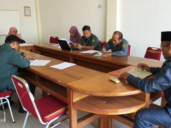 Rapat Koordinasi Tim Laporan Tahunan dan LKjIP