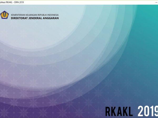 Rapat Pembahasan Program Kerja Anggaran 2019 dan RKAKL TA 2020