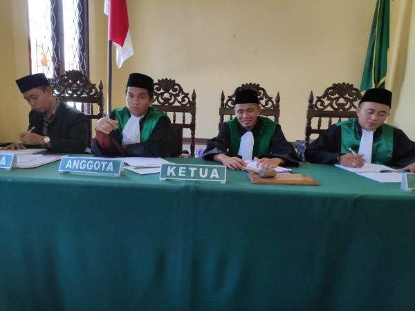 Sidang Keliling 2019: PA Sambas Targetkan 34 Kali Persidangan di Dua Kecamatan