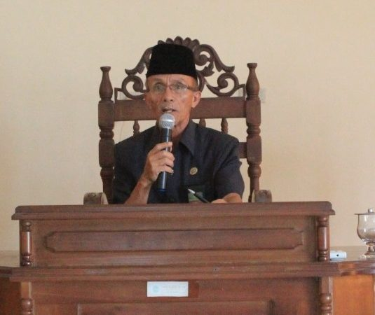 Ekspose Hasil Binwas PA Sambas, Ketua Tim Terkesan Hasil Pengawasan