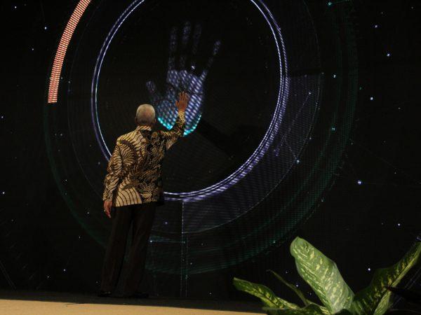 PELUNCURAN SISTEM INFORMASI PERLENGKAPAN MAHKAMAH AGUNG REPUBLIK INDONESIA (SIPERMARI)