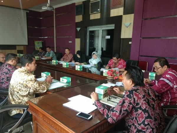 Persiapkan Sidang Isbat Terpadu, PA Sambas Gelar Rapat Koordinasi dengan Instansi Terkait