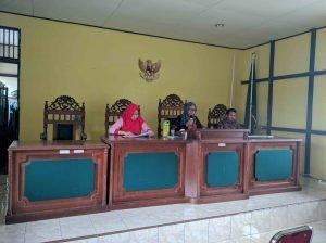 Rapat Anggota Tahunan (RAT) Koperasi Al-Fayyad Pengadilan Agama Sambas