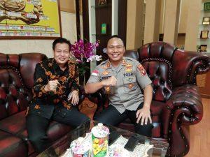 Ketua PA Sambas Bersilaturrahmi dengan Dua Pimpinan Penegak Hukum Kabupaten Sambas
