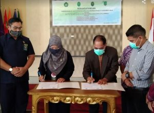 PA Sambas Teken Kerjasama dengan Kampus IAIS SM Syafiuddin