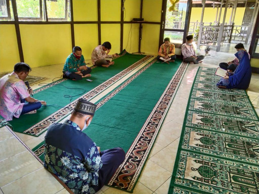 PA Sambas terus Mengasah dan Meningkatkan Volume Baca Qur'an