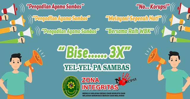 Yel-yel PA Sambas 2021