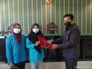 Pelepasan Mahasiswi Magang IAIN Pontianak di PA Sambas