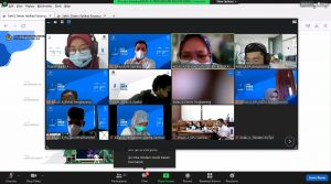 Tim Keuangan PA Sambas Ikuti EUT SAKTI oleh KPPN Singkawang